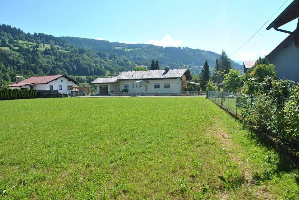 Building land in Olsach - Spittal an der Drau