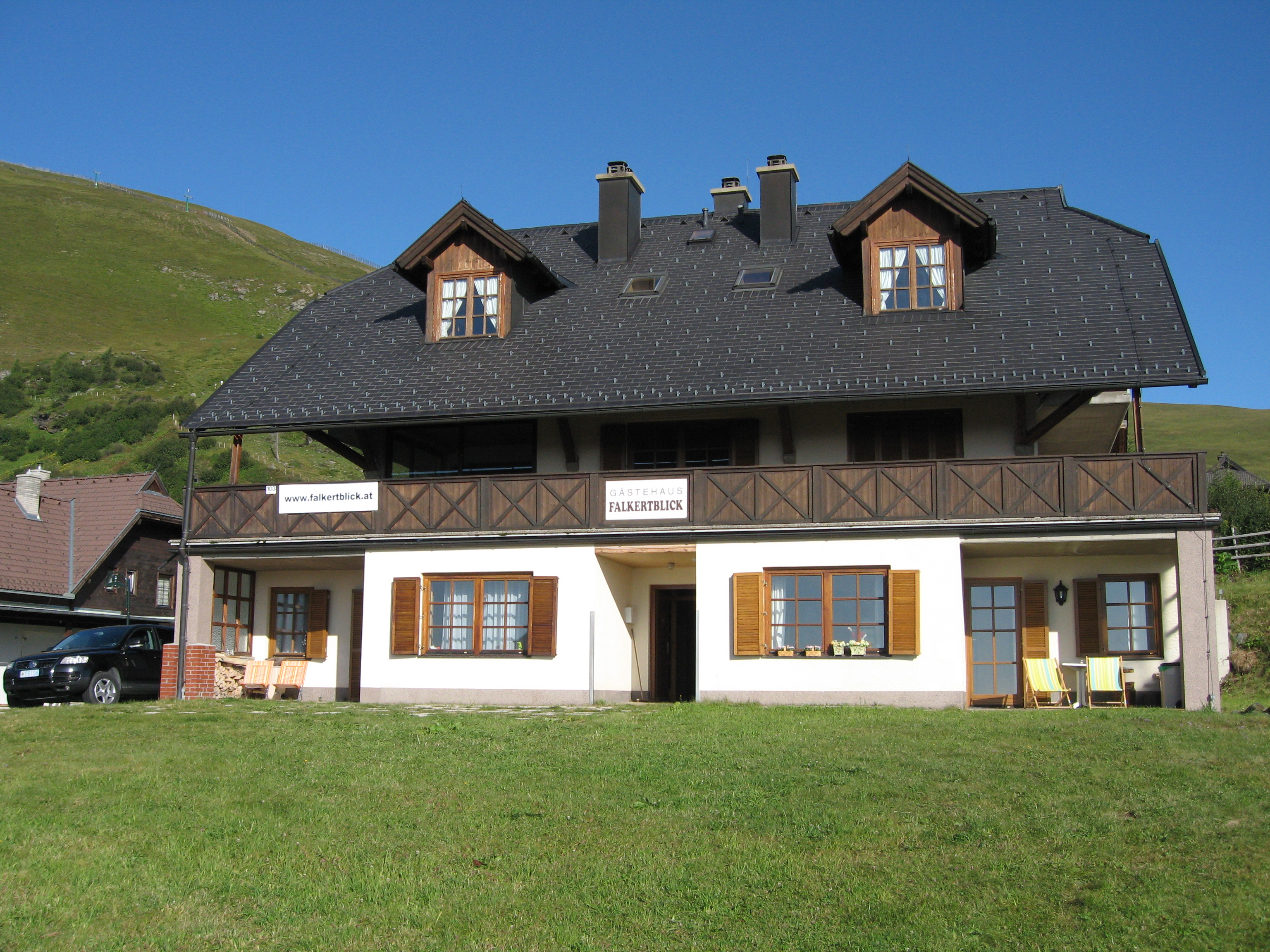 Tradtional style 3 bedroom Apartment in ski resort